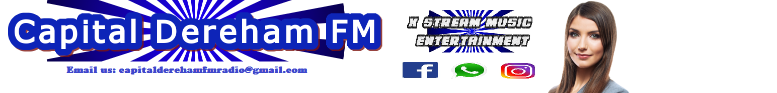 Capital Dereham FM: Internet Radio Station and Blogger - All About Music