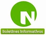 BOLETINES INFORMATIVOS DE NUEVA CANARIAS