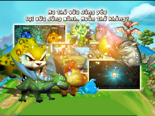 Game online cho android