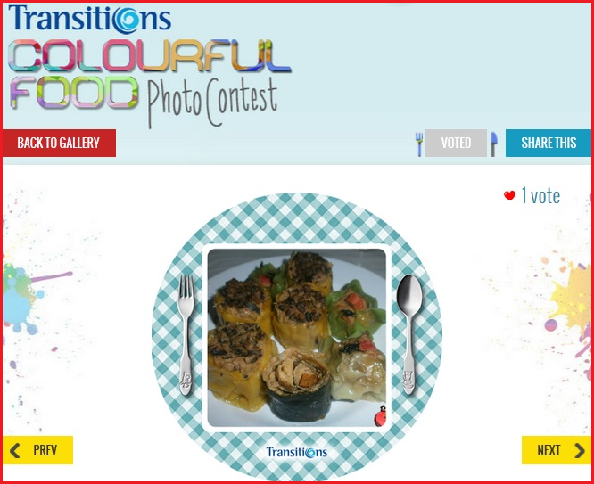 Colourful Food Photo Contest, contest, contest blog, food photo contest, photo contest, transition photo contest, Transitions Colourful Food Photo Contest,