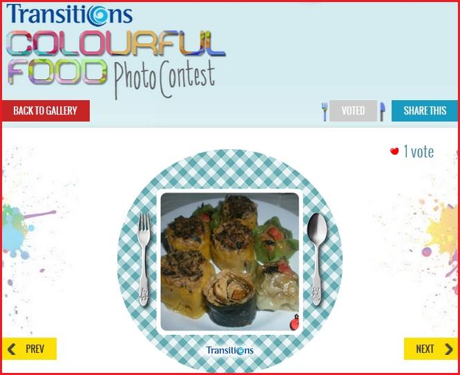 Colourful Food Photo Contest, contest, contest blog, food photo contest, photo contest, transition photo contest, Transitions Colourful Food Photo Contest,