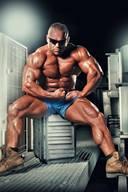 Hot Hard Testosterone Male