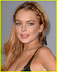 'Mean Girls' star Lindsay Lohan watched her own movie while she was in rehab
