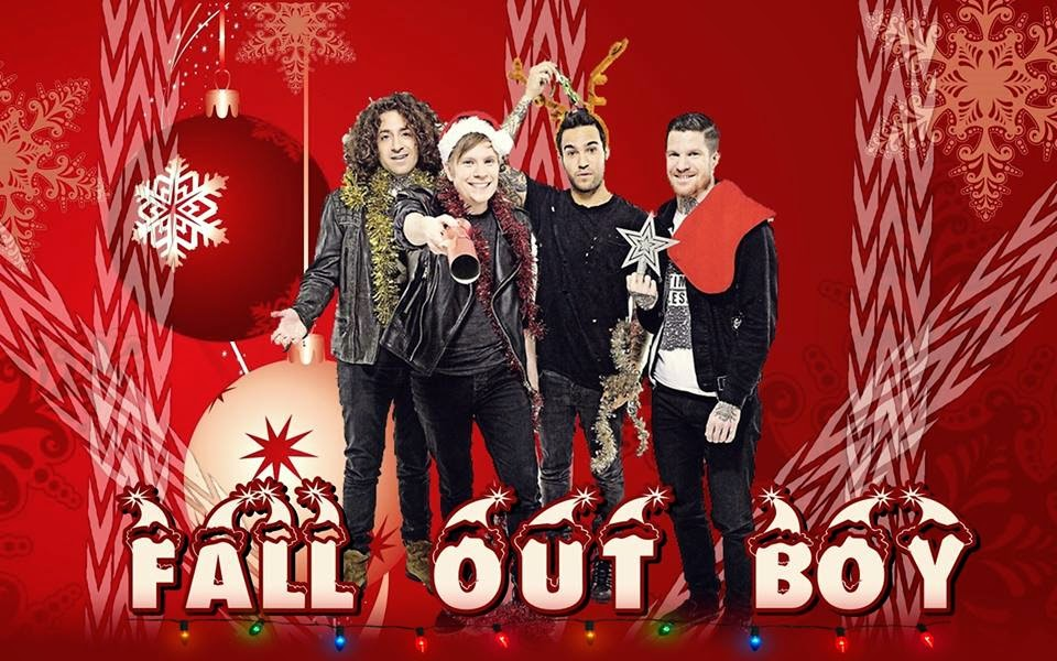 s copiar - Fall Out Boy Christmas