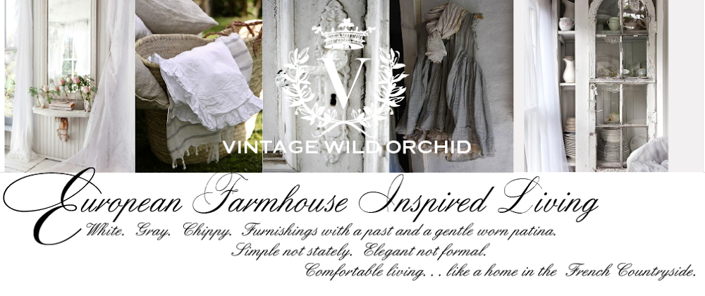 Vintage Wild Orchid