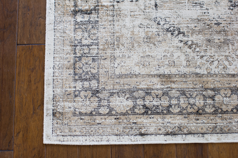 neutral area rug