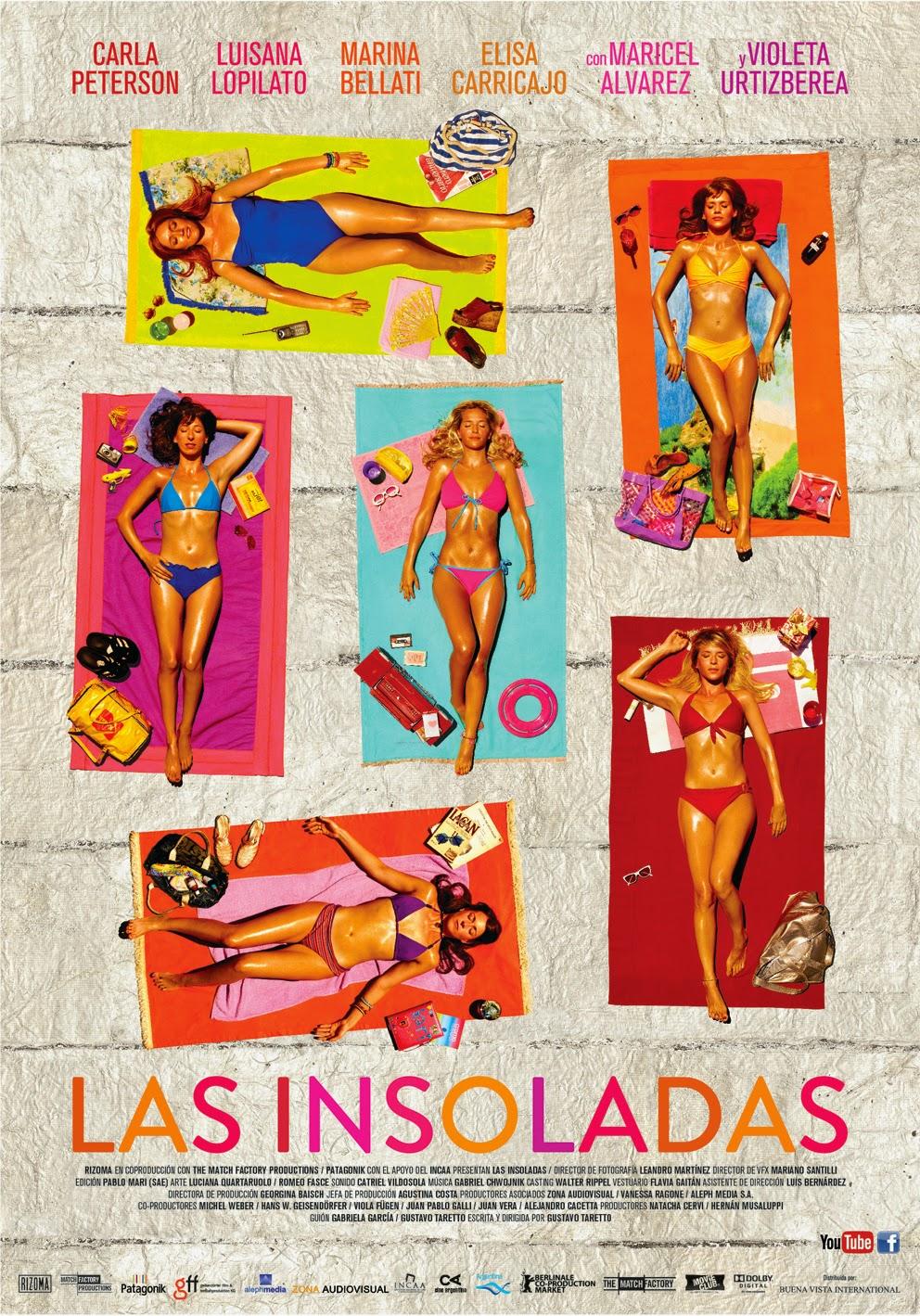 Las insoladas (2014)