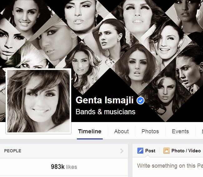 Genta me logari te verifikuar ne Facebook