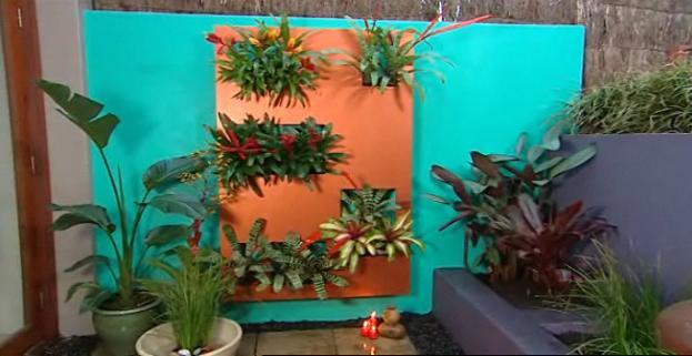jardim vertical no sol:Crie Jardim: Idéias para jardins – jardim vertical