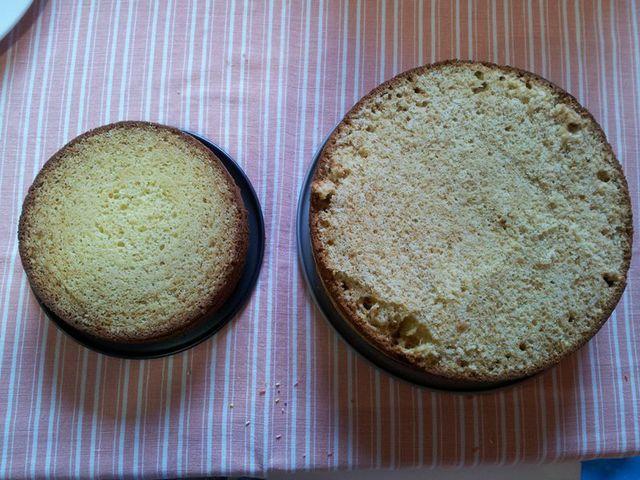 Tarta fondant para fran c mo se hace ap ntamelo - Como se hace el almibar ...
