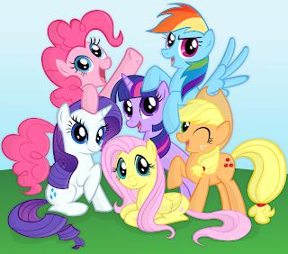 Субкультуры - Страница 3 Ponygroup