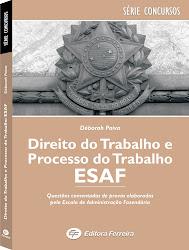 Direito do Trabalho e Processo do Trabalho - ESAF
