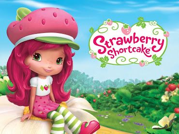 #13 Strawberry Shortcake Wallpaper