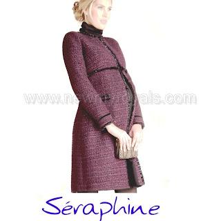 Kate Middleton SERAPHINE Coat