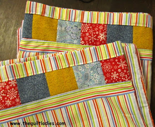 How to Make Quick Pillowcases