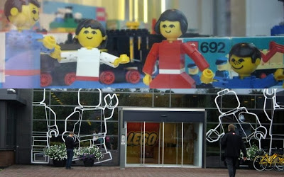Lego people 1970's