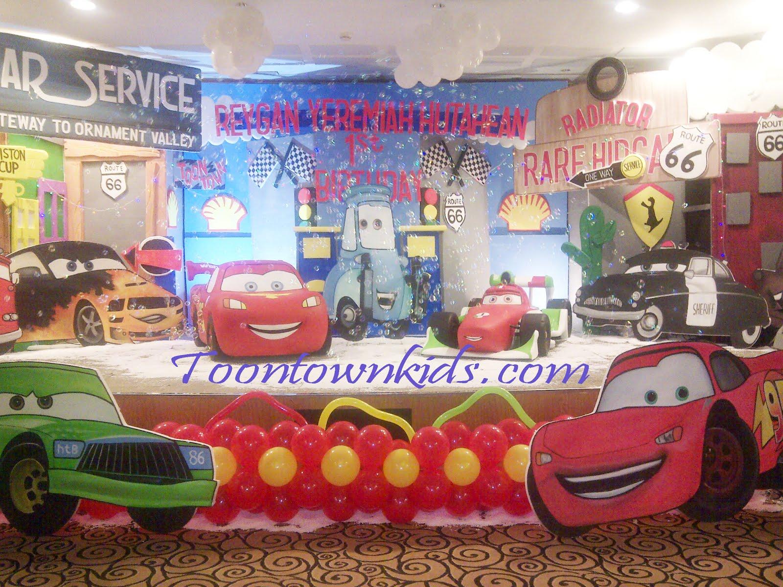 Cars theme 4d