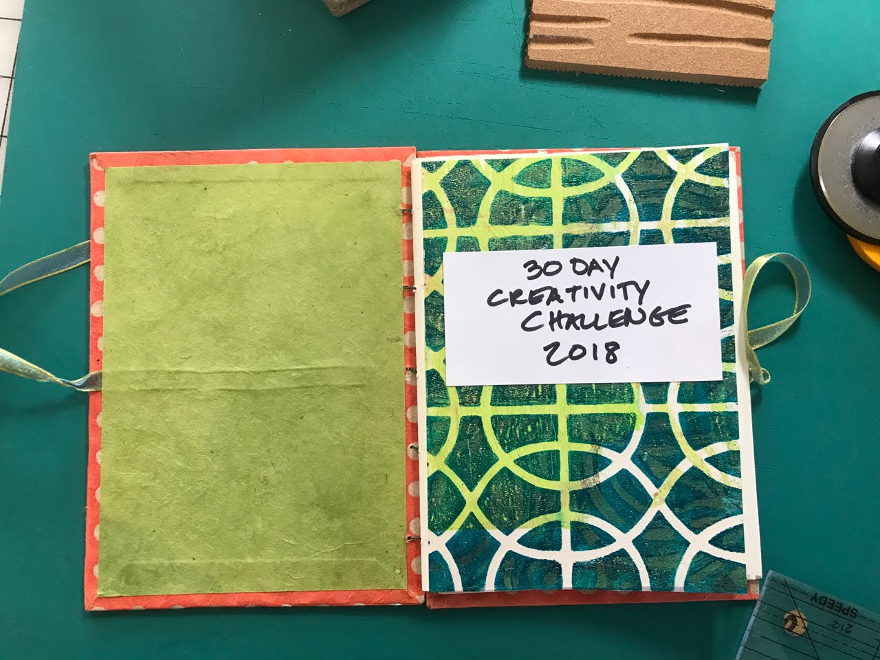 30 Day Creative Challenge!