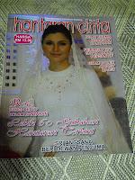 DM dlm Majalah Hantaran Cinta