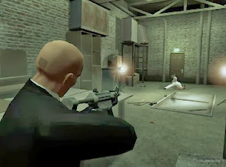 Gameplay Hitman: Blood Money