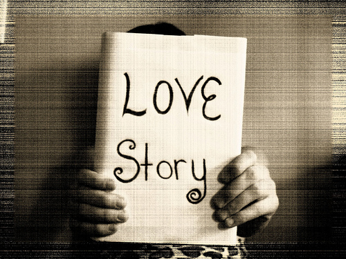 love story photos: