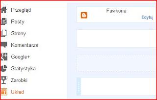 Dodawanie favicon na bloga,blogger, blogspot, favicon