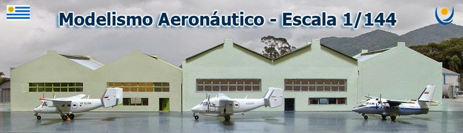 Modelismo Aeronautico 1/144