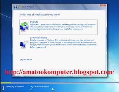 Cara Instal Windows 7 Lengkap 1, Windows 7, Tips Komputer 7