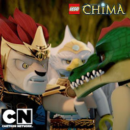 Uma Aventura LEGO em Chima