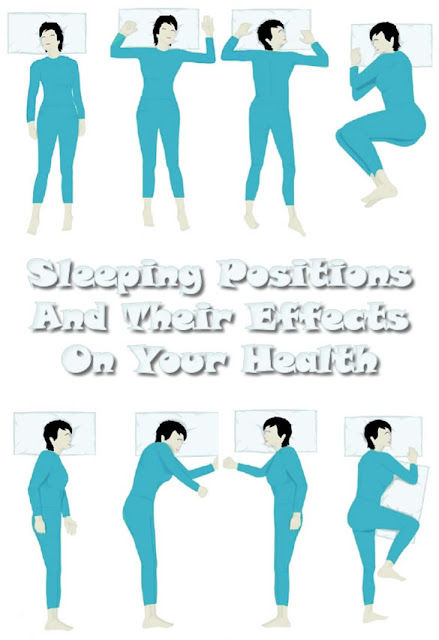 Sleeping Positions And Their Effects On Your Health