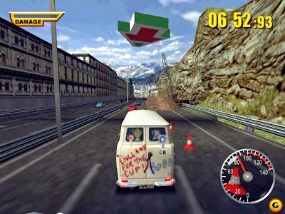 لعبة قيادة السيارات والمهامات الرائعة The Italian Job نسخة كاملة حصريا تحميل مباشر The+Italian+Job+2