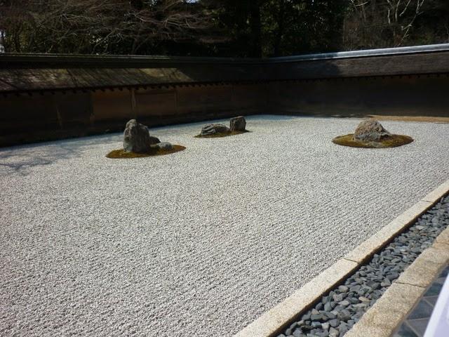 Il Giardino Gaudente Giardini Zen A Kyoto