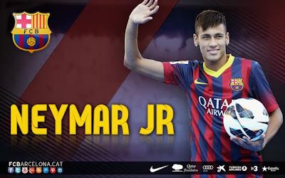 Foto Neymar JR Terbaru 2014