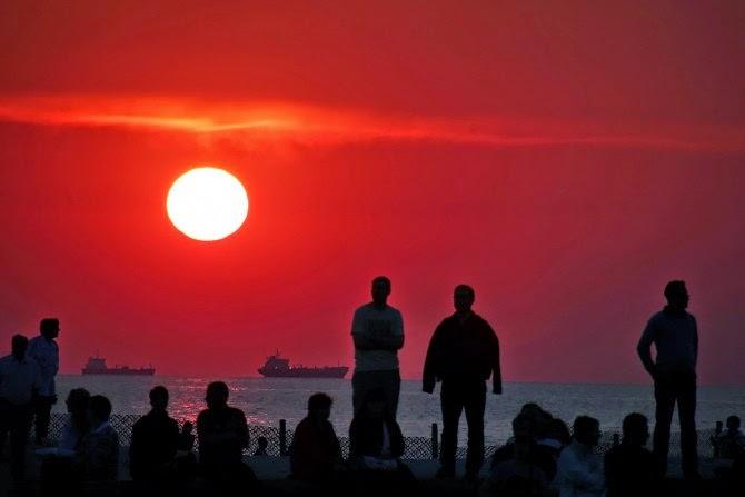 تصوير الشمس
