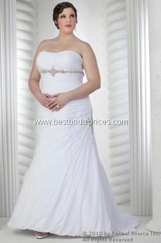 Vestidos de novia para gorditas df