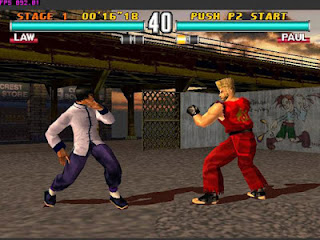 free online game tekken 3 play now