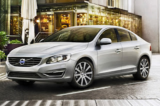 2015 New Volvo Model S60 edition front view