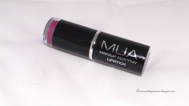 MUA Lipstick - Shade 2 Review