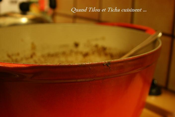 Demi m re et moi joues de boeuf l 39 italienne - Duree cuisson cote de boeuf ...
