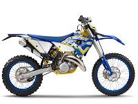 Gambar Motor  2012 Husaberg TE125 - 1
