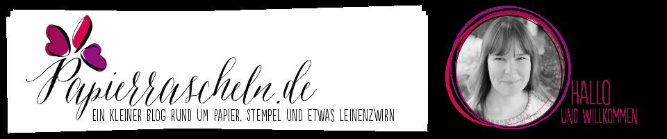 Papierrascheln · Stampin' Up! Demonstratorin in und um Leipzig