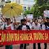 Việt Nam: 200 người biểu tình phản đối Tập Cận Bình ở Saigon