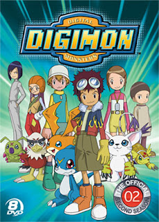 Digimon Adventure 02 (Zero Two) Episode 1-50