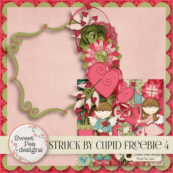 Struck by Cupid Freebie 4