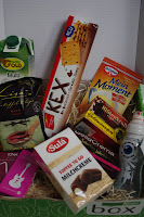 Lebensmittel Überraschungs-Box Januar