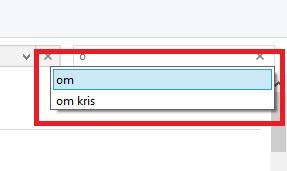 Hapus Jejak pencarian windows (OM KRIS)