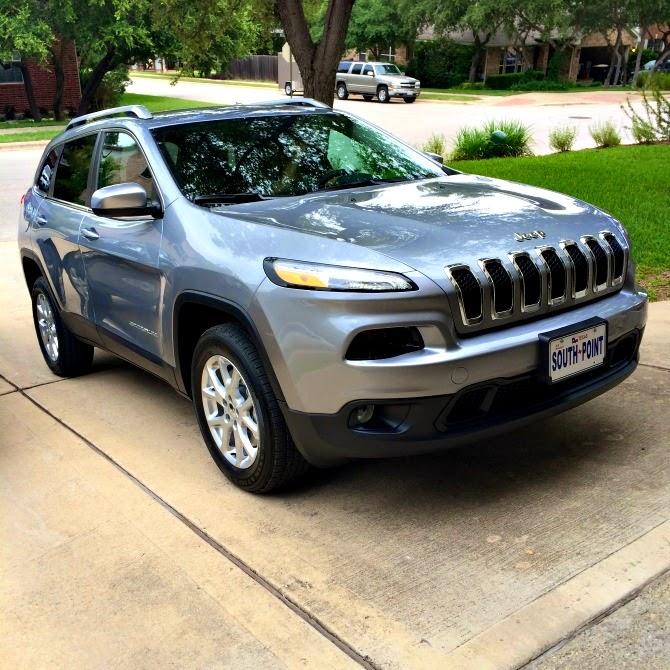 The Holland House: Jeep Cherokee
