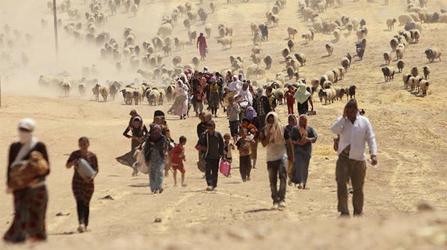 La crisis de refugiados de hoy es el precio de las intervenciones de ayer