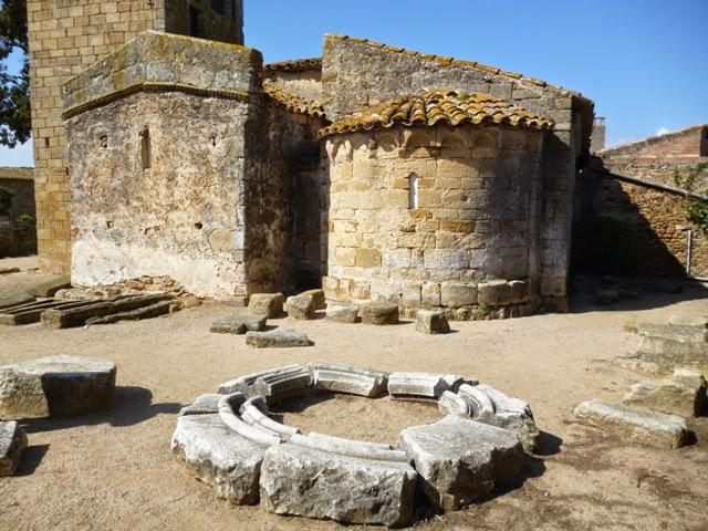 Iglesia de Sant Esteve. Canapost