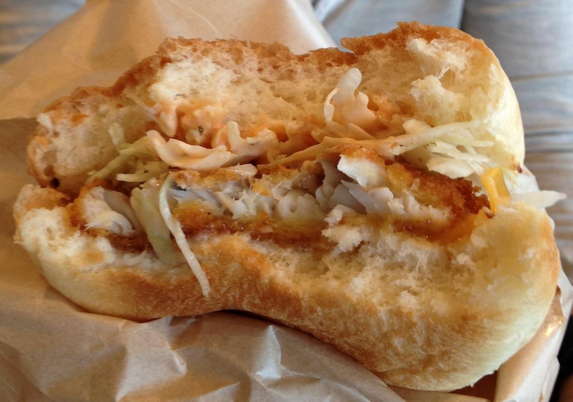 マクドナルド、フィレオフィッシュの材料に使われて... 琴線探査: 沼津の「深海魚バーガー」を食
